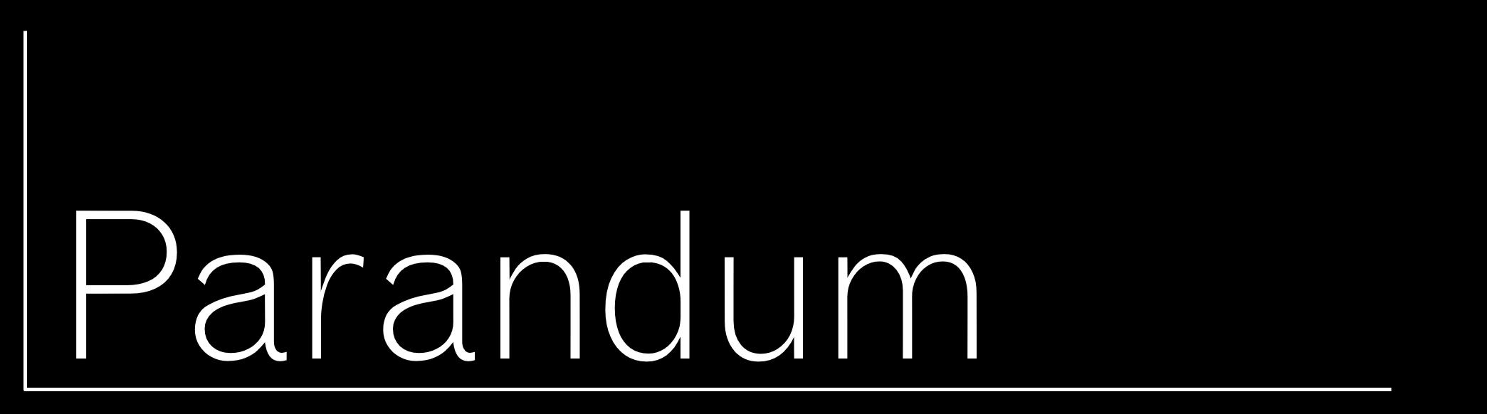 Parandum